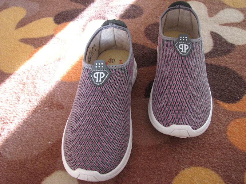 کفش زنانه تن تاک مدل سه بعدی