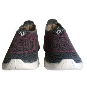 کفش زنانه تن تاک سه بعدی طوسی