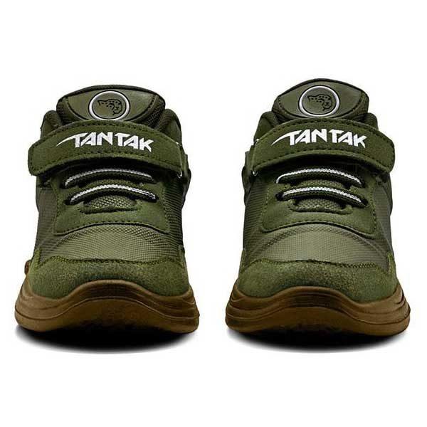 کفش پسرانه تن تاک مدل شادلی رنگ زیتونی