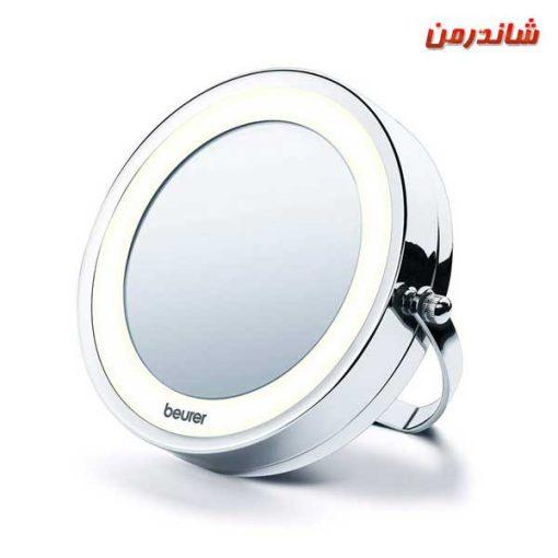 آیینه مخصوص آرایش شرکت بیورر مدل BS59