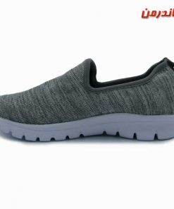 کفش تن تاک طوسی خزر