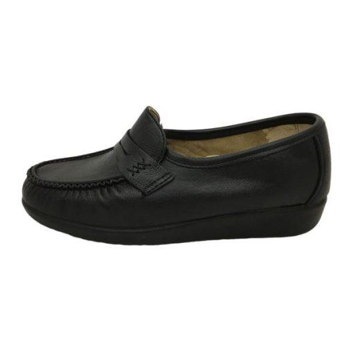 کفش طبی شرکت نهرین مدل زنانه چرمی